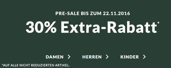 Marken Pre Sale (Tommy Hilfiger, Ralph Lauren uvm.) mit bis zu 30% Rabatt + 5€ Gutschein