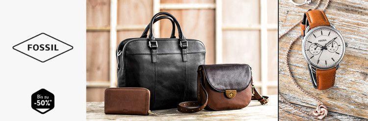 170316FOSS overview e1489763992906 FOSSIL Sale mit bis zu 50% auf Uhren, Taschen & Accessoires für Damen und Herren