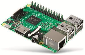 Raspberry Pi 3 Model B   Quad Core 1 GB RAM für 34,28€