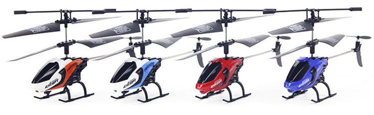 610 RC Helikopter FQ777 610 in 4 verschiedene Farben für je 6,43€