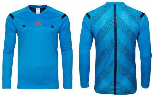 Adidas Performance Referee 14 JSY LS für 12,46€