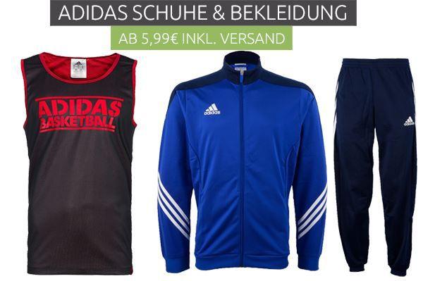 Adidas Sale Outlet46 adidas Sale: adidas GFX Herren Basketball Trikot ab 5,99€ + mehr günstige Sport Fashion