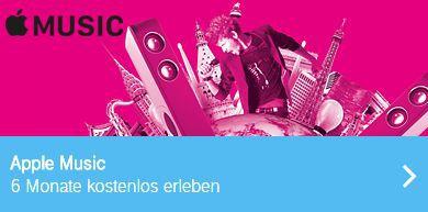 Nur für Telekom Kunden: 6 Monate Apple Music gratis