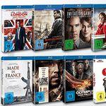 10 Blockbuster Blu-rays für 50€