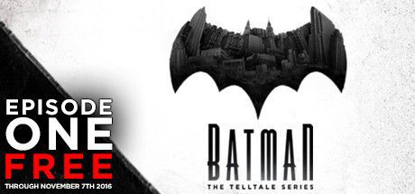 Batman Batman   The Telltale Series Episode 1 (Windows) kostenlos