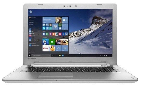 Lenovo 500 15ACZ   15,6 Zoll Full HD Notebook mit 128GB SSD + Win 10 für 388€ (statt 439€)