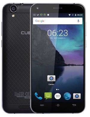 Cubot Manito   5 Zoll Smartphone mit Android 6 für 83€