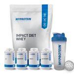 MyProtein: 25% Rabatt auf alles + VSK-frei ab 30€