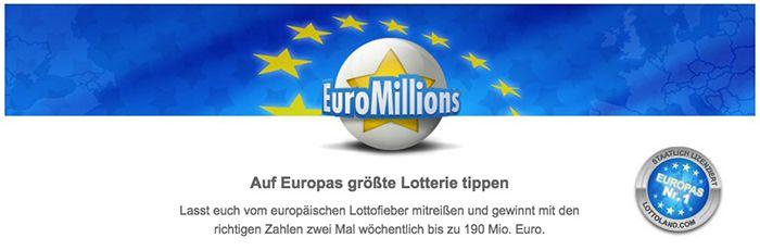 Bildschirmfoto 2016 10 03 um 14.06.39 1 Tipp EuroMillions (61 Mio Jackpot!) + 25 Rubbellose + 2 Tipps Mini Lotto für nur 0,99€   Lottoland Neukunden!