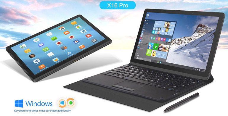Teclast X16 Pro   11 Zoll Full HD Tablet + gratis Tastatur für 219€
