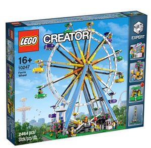 Payback Kunden: LEGO Creator (10247) Riesenrad für 143,99€ (statt 196€)