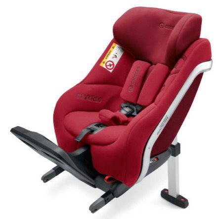 Bildschirmfoto 2016 10 04 um 14.38.38 Concord Reverso Ruby Red Kindersitz für 224€(statt 286€)