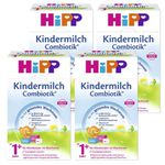 8er Pack HiPP Combiotik Kindermilch ab 1 Jahr je 600g für 64,98€ (statt 84€)