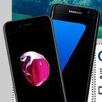 Neue o2 Tarife (mit 1 Mbit/s Drosselung) + iPhone 7 oder Galaxy S7 Edge + Allnet-Flats & LTE ab 19,99€ mtl.