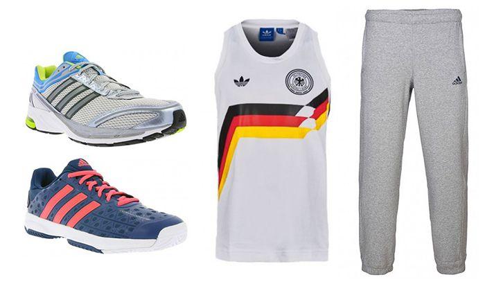Großer adidas Sale bei Outelt46   z.B. Adi Court Super Mid Sneaker für 14€ (statt 40€)