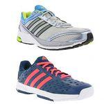Großer adidas Sale bei Outelt46 – z.B. Adi Court Super Mid Sneaker für 14€ (statt 40€)
