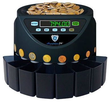 SR1200 BBB Premium Geldzählmaschine für 89,50€ (statt 155€)