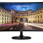 Samsung C27F390FHU – 27 Zoll Curved Full HD Monitor für 205€ (statt 234€)