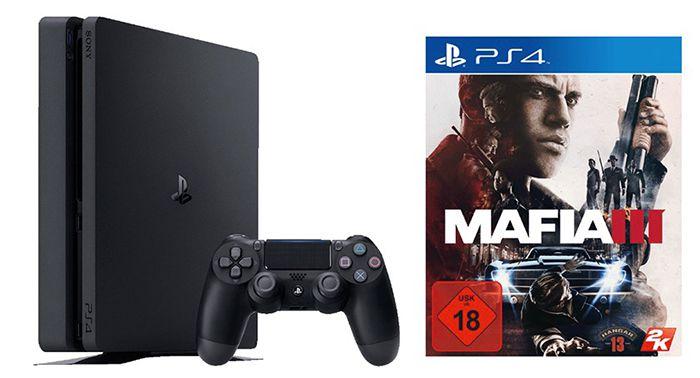 Bildschirmfoto 2016 10 06 um 09.52.36 Playstation 4 slim 1TB + Mafia 3 für 265,50€ (statt 295€)