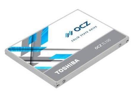 Toshiba OCZ TL100   240GB interne SSD für 59,99€ (statt 69€)