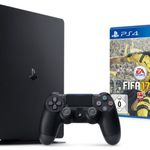 Playstation 4 slim 500GB + Fifa 17 + 2. Controller für 299€ @Amazon.de