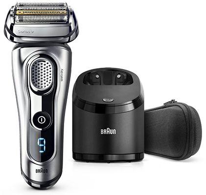 Braun Premium Series 9 9290cc Rasierer mit Reinigungsstation für eff. 159,99€