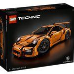 LEGO Technic 42056 Porsche 911 GT3 RS für 218,49€ (statt 256€) – Bestpreis