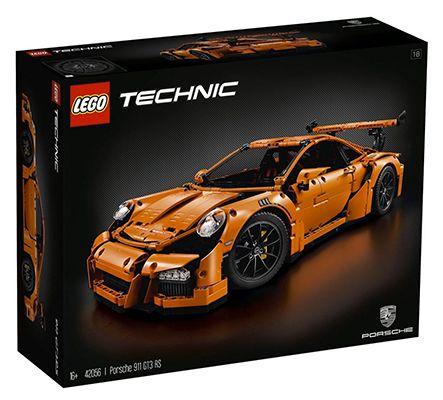 LEGO Technic 42056 Porsche 911 GT3 RS für 199,98€ (statt 239€)