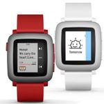 Pebble Time Smartwatch für 67,41€ (statt 97€)