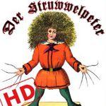 Der Struwwelpeter gratis als HD eBook