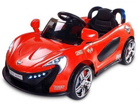 Bildschirmfoto 2016 10 07 um 10.12.08 CARETERO Toyz Aero Kinder Elektroauto für 99,95€ (statt 117€)
