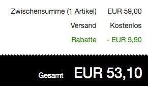 Bildschirmfoto 2016 10 10 um 09.25.17 DeLonghi EDG 636 Kapsel Automat + 4 Rastal Glastassen für 53,10€ (statt 65€) + 10€ Gutschein