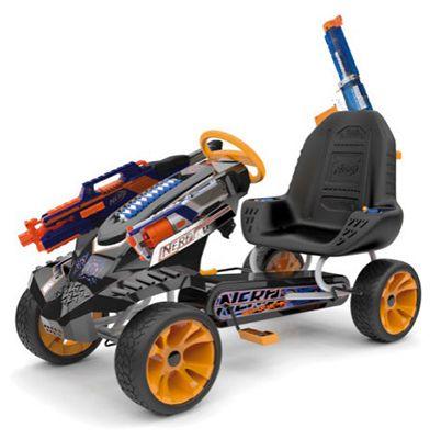 Hauck Nerf Battle Racer Go Kart für 170€ (statt 200€)
