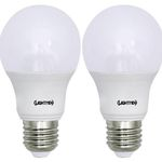 2er Pack LightMe LED Leuchten E27 8,5W für 7,99€ (statt 13€)