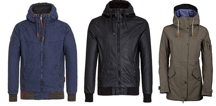 Großer Planet Sports Jacken Sale + 10% Gutschein + VSK frei ab 40€