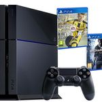 Playstation 4 500GB + Fifa 17 + Uncharted 4 für 240€ (statt 317€)