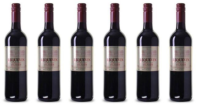 Bildschirmfoto 2016 10 11 um 09.45.17 6 Flaschen Bodegas Covinas Requevin Rotwein für 22,89€
