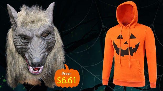 Bildschirmfoto 2016 10 11 um 12.19.18 Halloween Sale bei Gearbest   z.B. Wolfmaske ab 6€