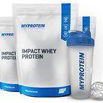 3kg Myprotein Whey + Shaker für 29€ – 6kg + Shaker nur 50€!