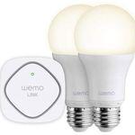 Belkin WEMO LED Lightning Starter Set für 35,90€ (statt 65€)