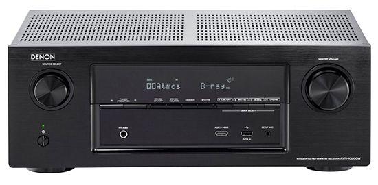 Denon AVR X3200W   7.2 AV Receiver mit AirPlay für 605,94€ (statt 672€)   Neukunden nur 555€