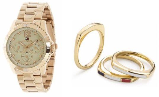 Tommy Hilfiger Uhren & Schmuck Sale in der Zalando Lounge   z.B. Tessa Uhr für 85€ (statt 122€)