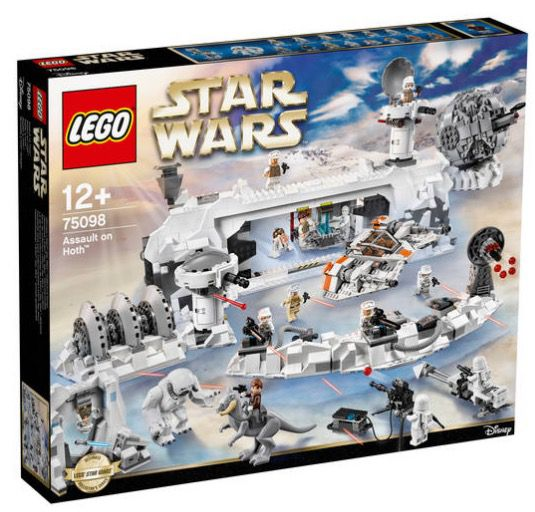 Lego Star Wars UCS (75098)   Assault on Hoth für 195,49€ (statt 255€)