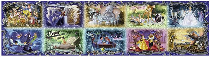 Ravensburger Puzzle Unvergessliche Disney Momente für 314,99€ (statt 338€)
