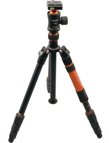 Schnell? Rollei Fotopro C5I II+T3S Dreibein Stativ für 66€(statt 130€)