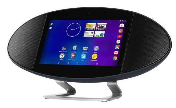 Medion Media Base P7401 WLAN Internetradio mit Android 5.1 für 159,95€ (statt 179€)