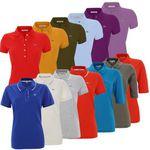 Lacoste Damen Kurzarm Poloshirts für 26,99€ (statt 40€)