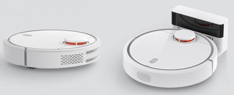 Xiaomi Mi Saugroboter mit App Steuerung 1 Gen. für 237€ [aus EU Lager]