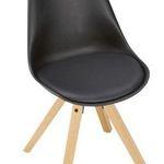 """Stuhl """"Ricky"""" mit Holzfüßen für 24,90€ – 2 Stück für 40€"""