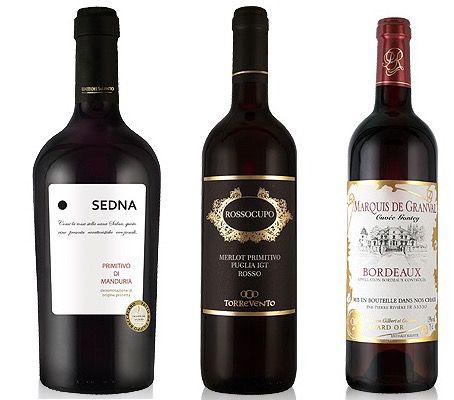22% Rabatt auf ausgewählte Weine   z.B. 12 Flaschen Rotwein für 48,59€ (statt 62€)